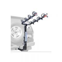 Car Rack Allen Hitch 4 Bike Spare Tyre | 99 Bikes
