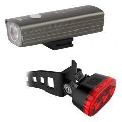 Serfas E-Lume Combo 250/15 Lightset