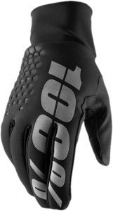 Gloves FF 100% Brisker Black/Grey