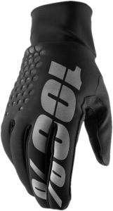 Gloves FF 100% Brisker Black/Grey