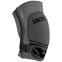 iXS Flow ZIP Knee Pad Grey