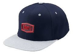 100% Enterprise Snapback Navy