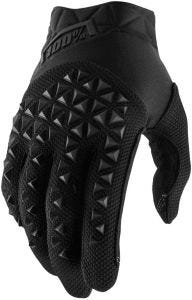 100% Airmatic Gloves Black