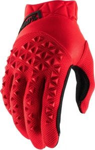 100% Airmatic Youth Gloves Red