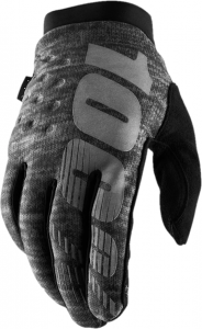 Gloves FF 100% Brisker Heather Grey