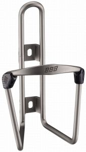 BBB Fuel Tank Bottle Cage Titanium