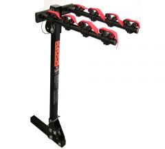 Pacific Car Rack | Hitch Carrier (4 Bike) | 99 Bikes
