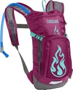 Camelbak Mini MULE Hydration Bag 1.5L Baton Rouge/ Flames