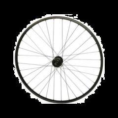 Front Wheel 700 Alloy 36h Blk Disc