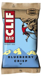 Clif Bar Blueberry Crisp (68g) | 99 Bikes