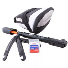 Jet Black Commuter Essentials Accessory Kit | 99 Bikes