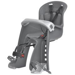 Baby Seat Polisport Bilby Junior FHT Dark Grey/Silver
