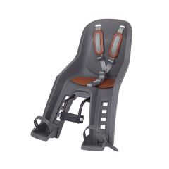 Baby Seat Polisport Bubbly Mini Plus FHT Charcoal/Brown