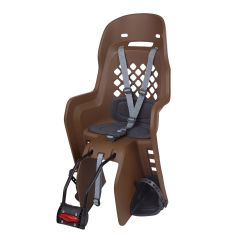 Polisport Joy FF Baby Seat Brown/Dark Grey