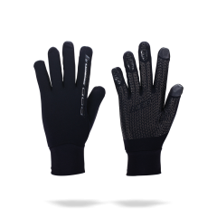 BBB Race Shield Full Finger Gloves Black