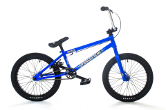 Forgotten Misfit BMX Bike 18 Inch Gloss Neon Blue (2019)