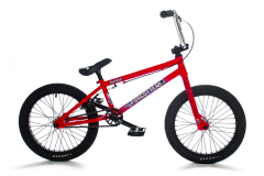 Forgotten Misfit BMX Bike 18 Inch Gloss Neon Orange (2019)