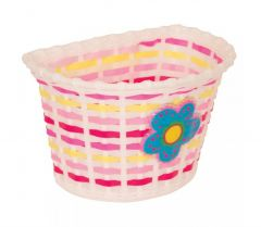 Kids Flower Front Basket | 99 Bikes