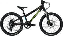 Norco Charger 2.1 Kids Mountain Bike Black/Green (2019)