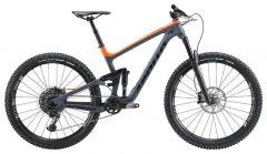 Apollo 20 Trail D 30 MD Matte Charcoal/Gloss Orange