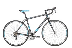 Pedal Pursuit Road Bike [Black/Blue] | 99 Bikes