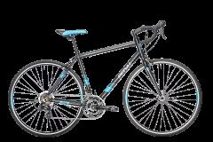 Pedal Pursuit Road Bike [Black/Blue] | 99 Bikes