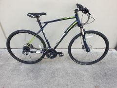 Second Hand Bike GT  Transeo 2016 Black / Green / Silver XL (North Lakes)