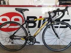 Second Hand Bike Merida Scultura Road 55 Black/Yellow XS (Bowen Hills)