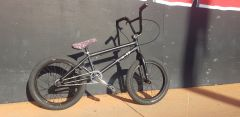 """Second Hand Bike We The People Curse 18""""  Black  SM"""