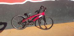Second Hand Bike ABD 2016 Junior Race Red/White  SM