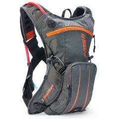 Hydration Pack USWE 21 Airborne 3 2.0L Elite Grey Orange