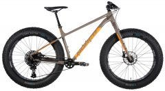 Norco Bigfoot 2 Fat Bike Grey/Orange (2020)