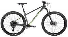 Norco Fluid 1 HT Mountain Bike 27.5 Charcoal Green (2020)