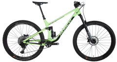 Norco Optic C2 Mountain Bike Green/Black (2020)