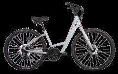 Norco Scene 2 Hybrid Bike Concrete/Fuschia (2019)