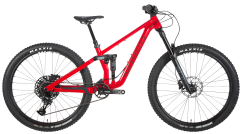 Norco Sight Youth 27.5 FS Mountain Bike Candy Apple Red/Blood Red (2020)