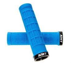 Ryfe BOSSA Single Lock On Pro Grips Blue