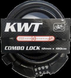 KWT Combo Coil Lock 180x15