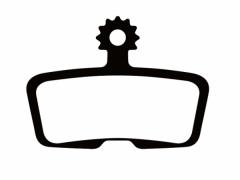 SRAM Disc Brake Pads For Avid Code R