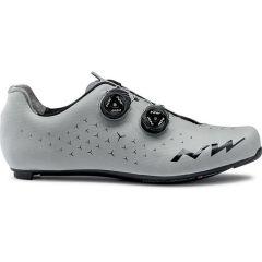 Shoes Northwave Revolution 2 Silver Reflective 42