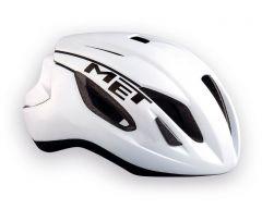 MET Strale Helmet (White) | 99 Bikes