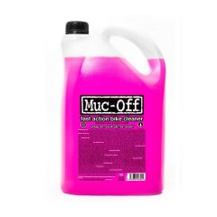 Muc-Off Nano Wash-Pink Cleaner 5L