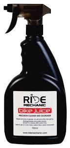 Ride Mechanic Bike Juice Cleaner 750ml Spray Bottle