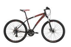 Ace Cycles 3900 Mountain Bike Black/Red Medium (2020)