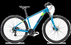 Cube Aim Mountain Bike Blue/Green (2020)