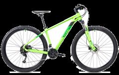 Cube Aim Pro Mountain Bike Green/Iridium (2020)