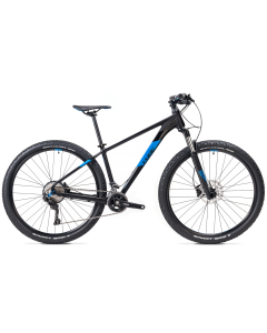 Cube Attention SL Mountain Bike Black/Blue (2020)
