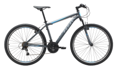 Pedal Ranger 2 Mountain Bike Black/Blue