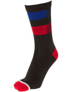 100% Flow Performance Socks Black SM/MD
