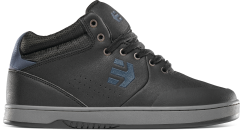 Shoes Etnies Marana Mid Crank Dark Black/Grey
